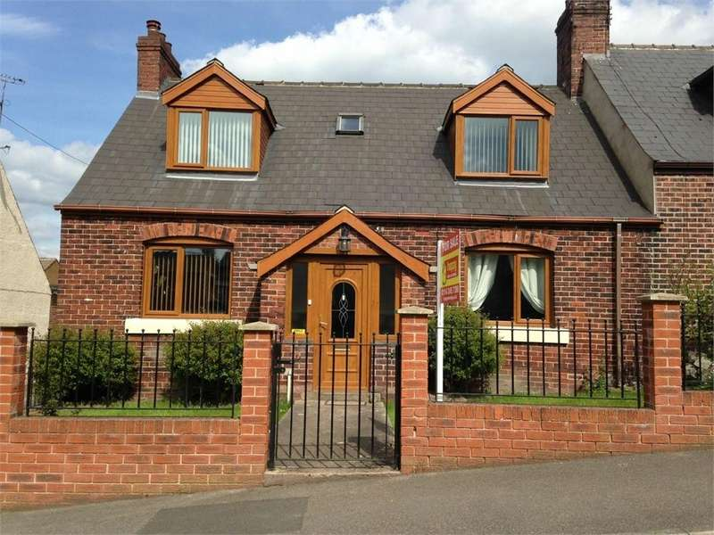 3 Bedrooms Semi Detached House for sale in Mount Road, Chapeltown, SHEFFIELD, South Yorkshire