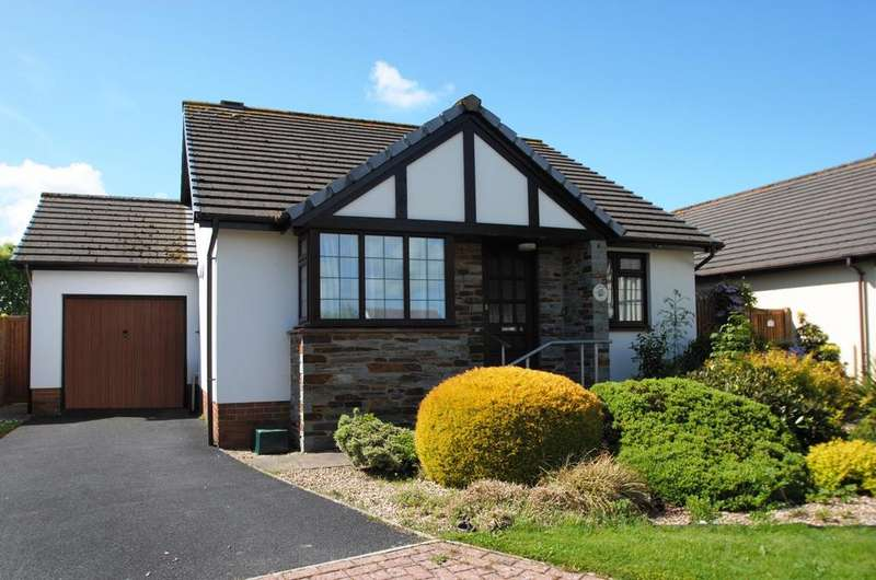 2 Bedrooms Detached Bungalow for sale in Springfield Crescent, Fremington