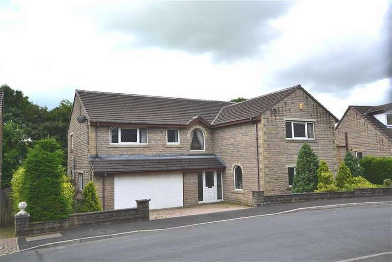 6 Bedrooms Detached House for sale in Netherheys Close, Colne, Lancashire