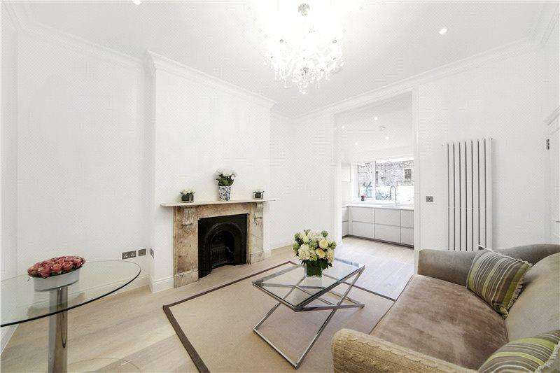 2 Bedrooms Flat for sale in Hammersmith Grove, Brackenbury Village, London, W6