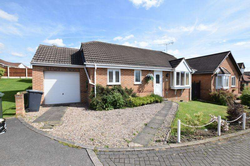 2 Bedrooms Detached Bungalow for sale in Briary Close, Brinsworth