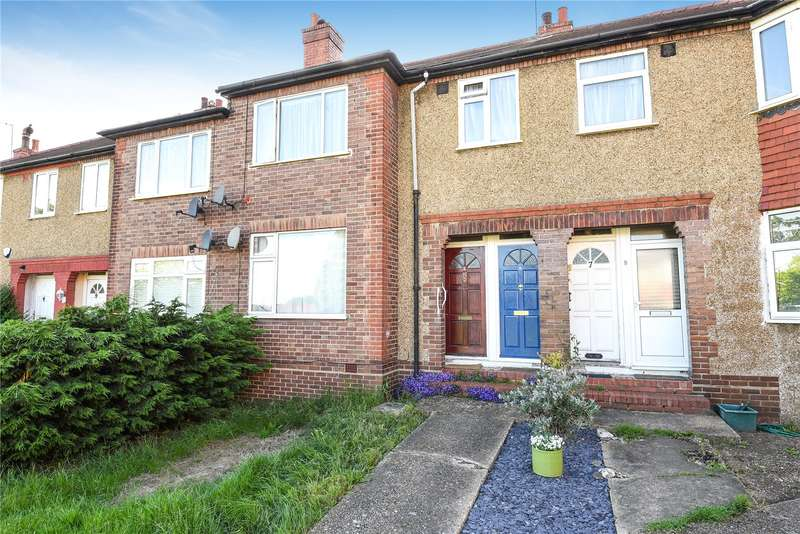 2 Bedrooms Maisonette Flat for sale in Morton Court, Whitton Avenue West, Northolt, Middlesex, UB5