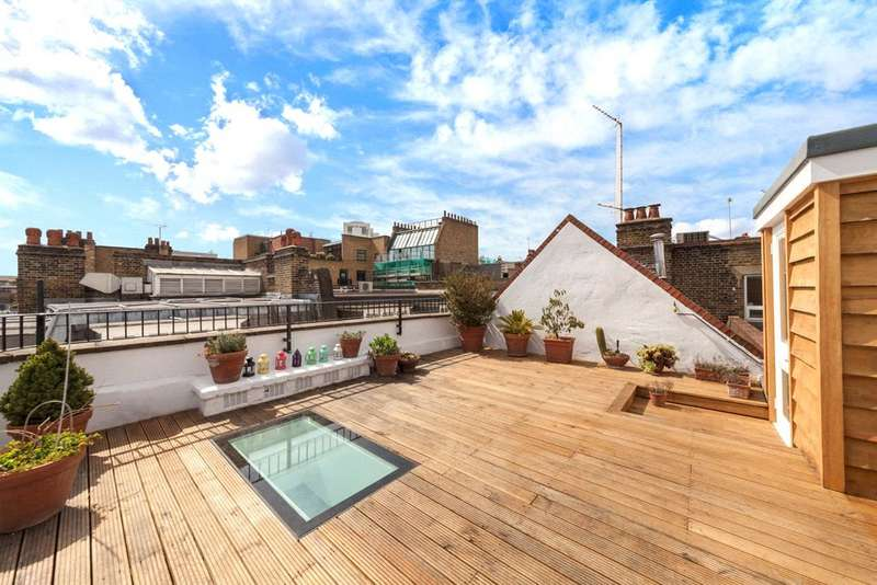 1 Bedroom Apartment Flat for sale in Floral Street, London, WC2E