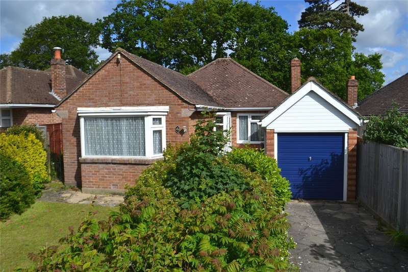 3 Bedrooms Detached Bungalow for sale in Gordon Road, Lymington, Hampshire, SO41