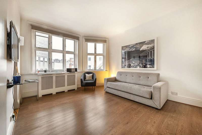 Flat for sale in Hans Crescent, London, SW1X