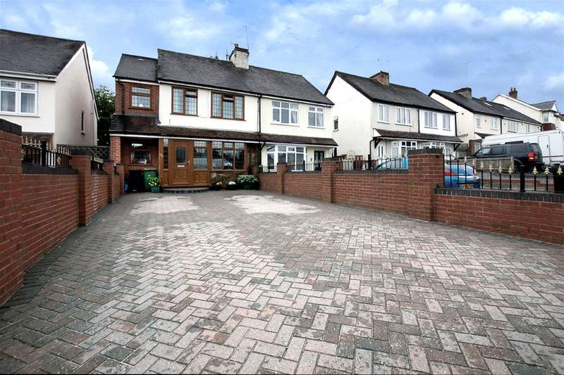 3 Bedrooms Semi Detached House for sale in High Street, Wollaston, DY8 4PF