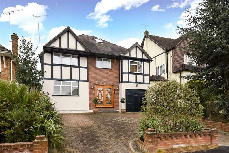 5 Bedrooms Detached House for sale in Tycehurst Hill, Loughton, Essex, IG10