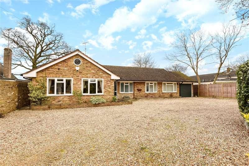 4 Bedrooms Detached Bungalow for sale in Arbor Lane, Winnersh, Wokingham, Berkshire, RG41