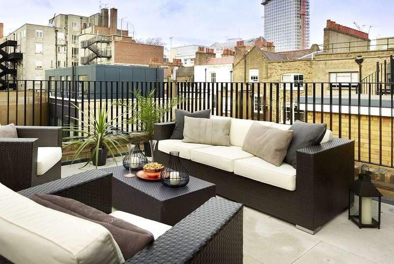 6 Bedrooms House for sale in Bateman Street, Soho, London, W1D