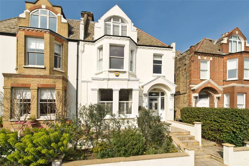 5 Bedrooms Semi Detached House for sale in Woodside, Wimbledon, London, SW19
