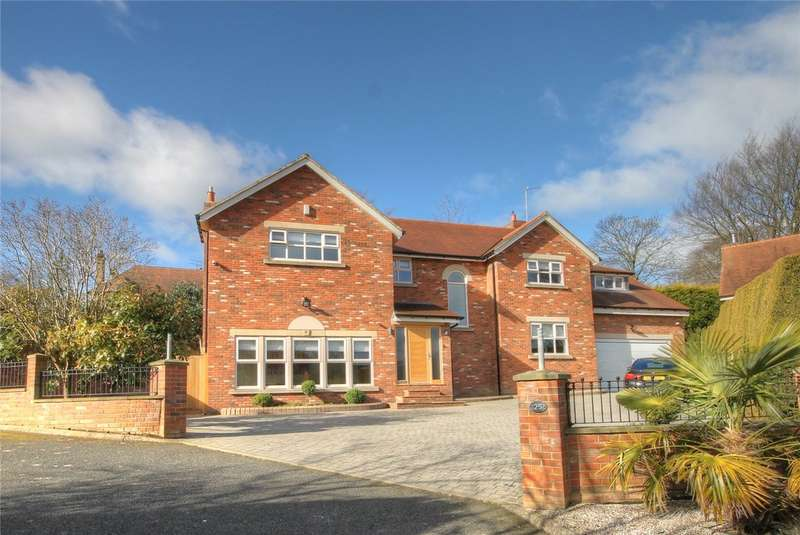 4 Bedrooms Detached House for sale in The Dell, Bishop Auckland, County Durham, DL14
