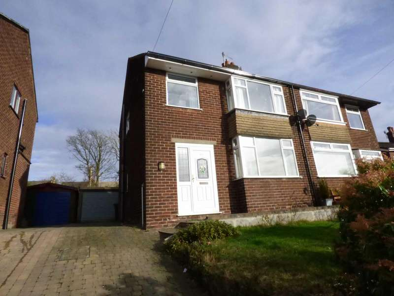4 Bedrooms Semi Detached House for sale in Green Lane, Hollingworth, Hyde, Cheshire, SK14