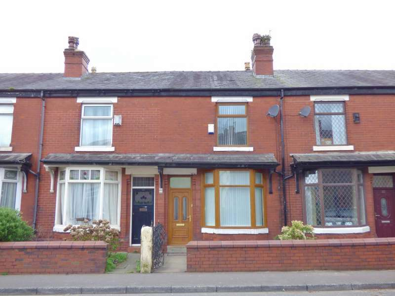 3 Bedrooms Terraced House for sale in Middleton Road, Hopwood, Heywood, Lancashire, OL10
