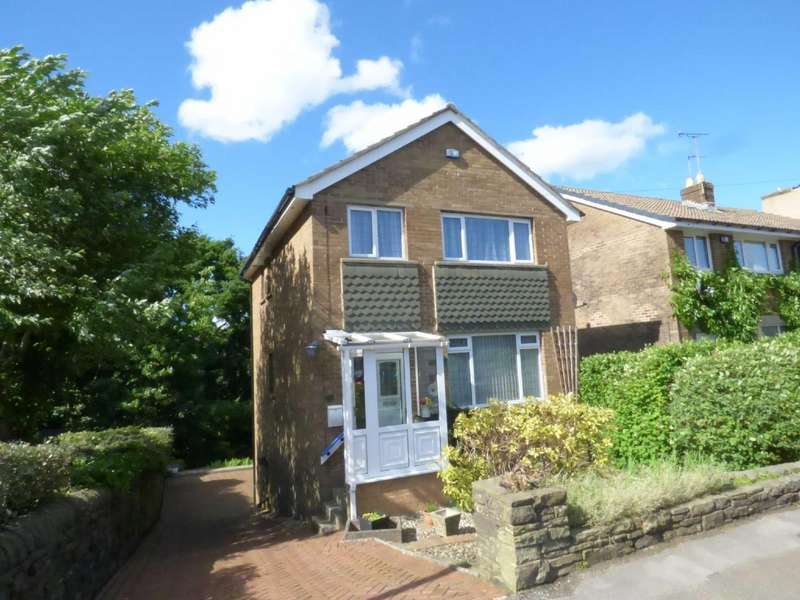3 Bedrooms Detached House for sale in Mill Moor Road, Meltham, Holmfirth, West Yorkshire, HD9