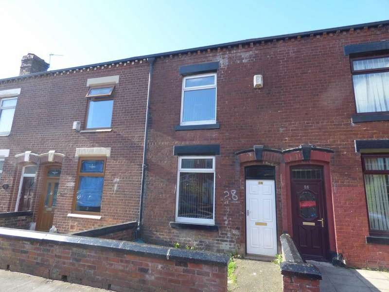 4 Bedrooms Terraced House for sale in Gainsborough Avenue, Coppice, Oldham, OL8