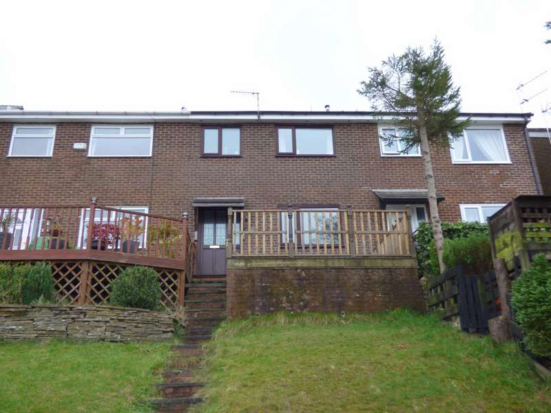 3 Bedrooms Terraced House for sale in Ainsdale Drive, Whitworth, Rochdale, Lancashire, OL12