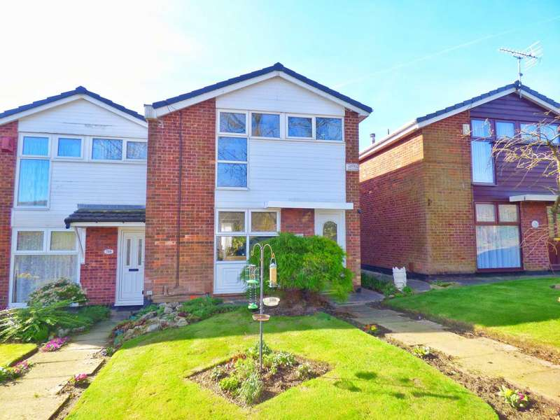 3 Bedrooms Semi Detached House for sale in Whitworth Road, Shawclough, Rochdale, Lancashire, OL12