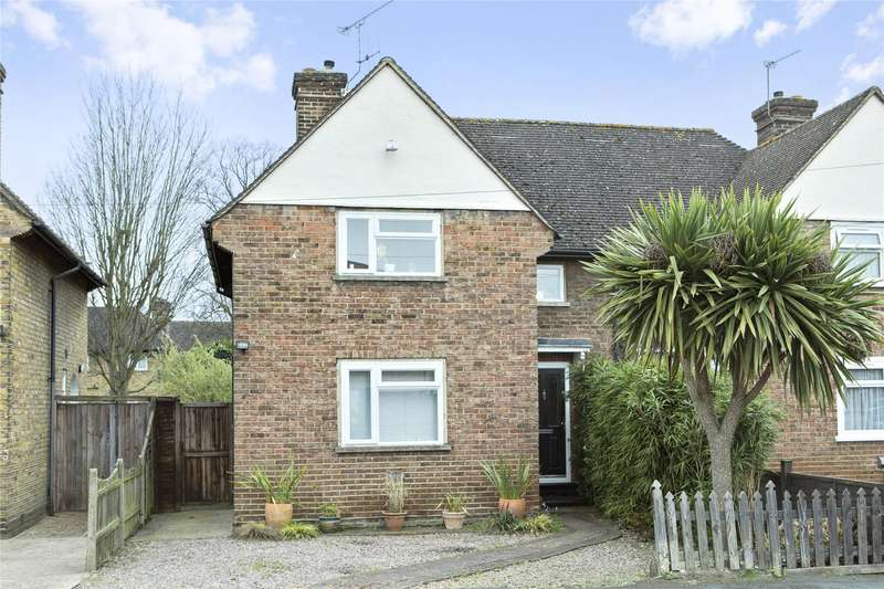 3 Bedrooms Semi Detached House for sale in West Palace Gardens, Weybridge, Surrey, KT13