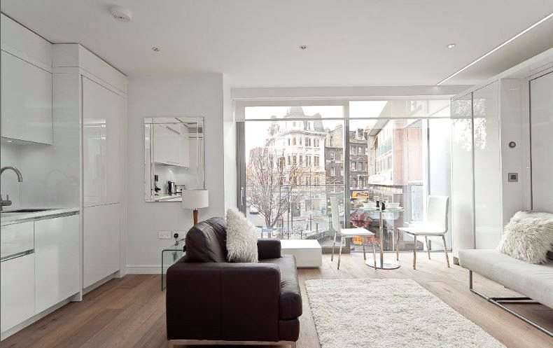 House for sale in Central St. Giles Piazza, Covent Garden, London, WC2H