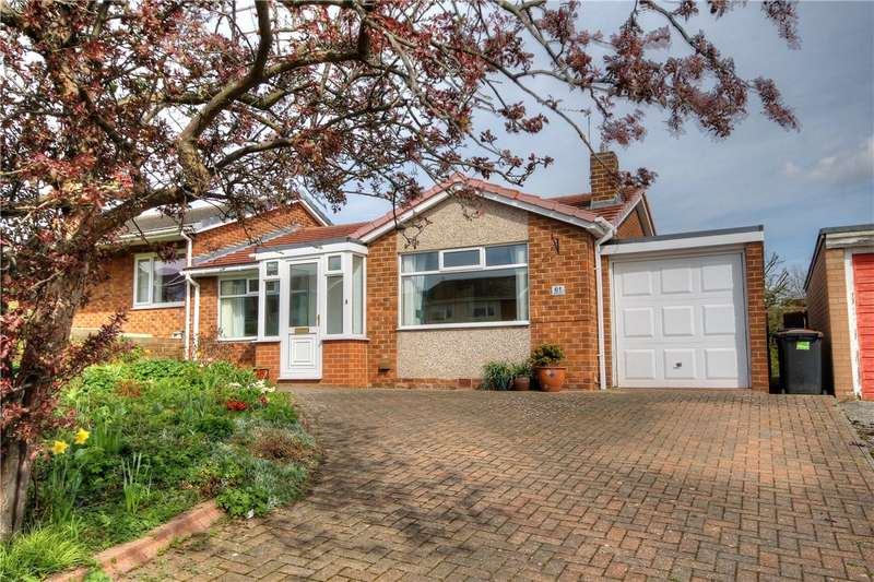 2 Bedrooms Semi Detached Bungalow for sale in Hilda Park, Chester le Street, County Durham, DH2