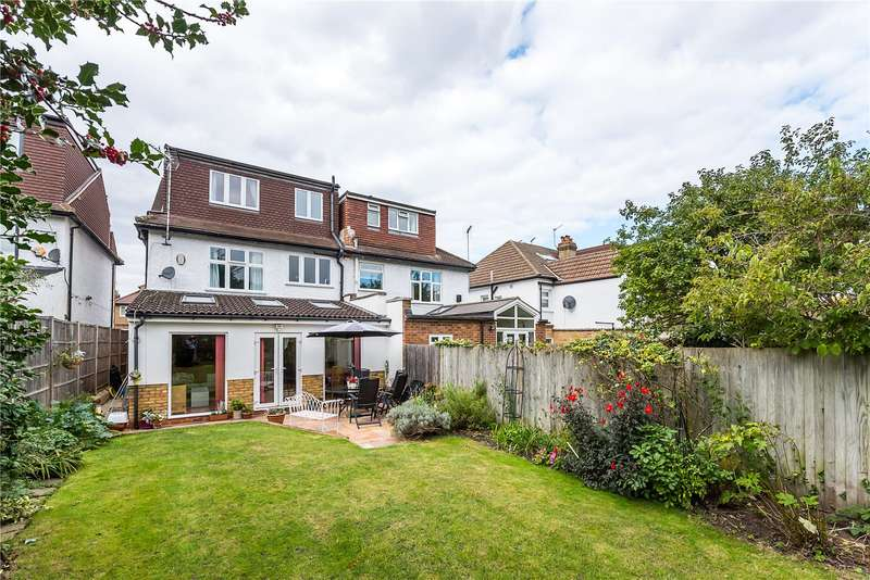 4 Bedrooms Semi Detached House for sale in Richmond Park Road, East Sheen, SW14