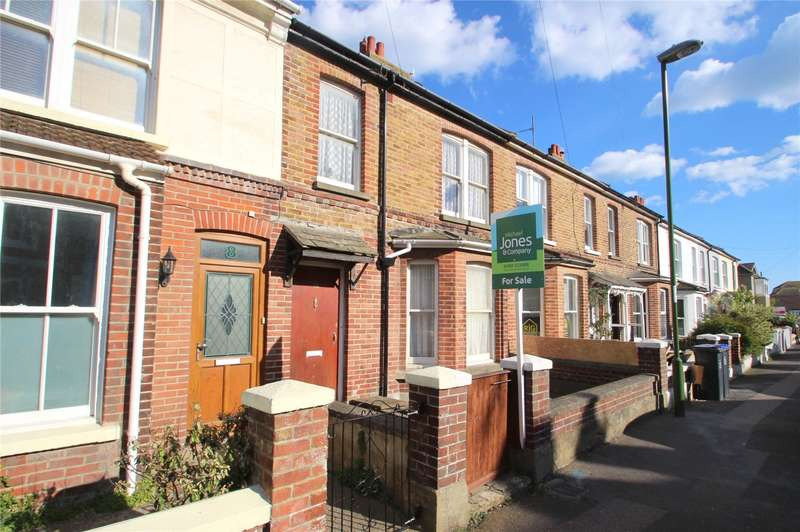 4 Bedrooms Terraced House for sale in Cecil Road, Lancing, West Sussex, BN15