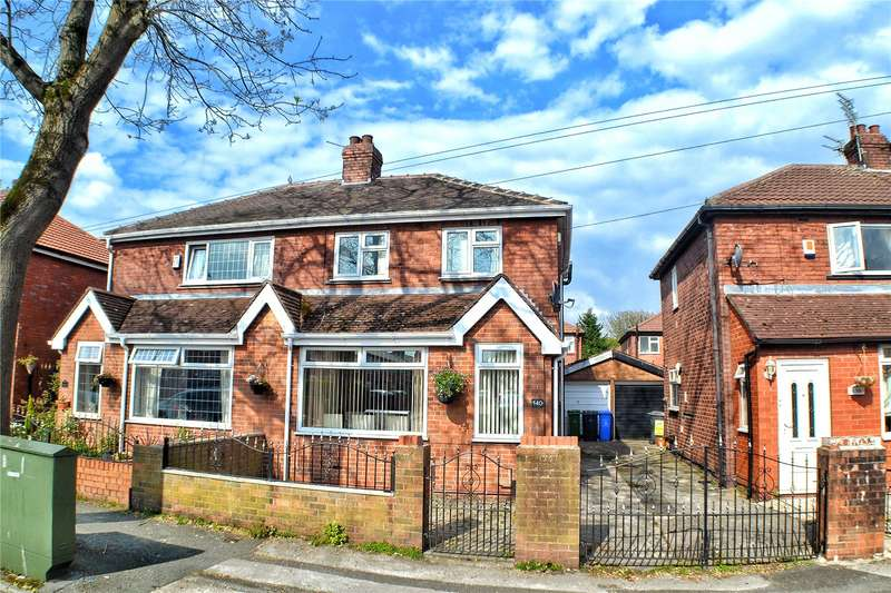 3 Bedrooms Semi Detached House for sale in Pottinger Street, Ashton-under-lyne, Lancashire, OL7