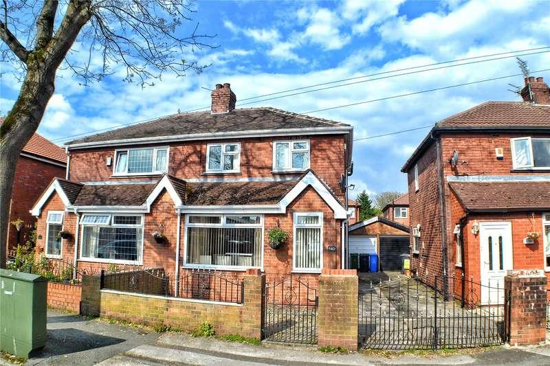 3 Bedrooms Semi Detached House for sale in Pottinger Street, Ashton-under-lyne, Lancashire, OL7