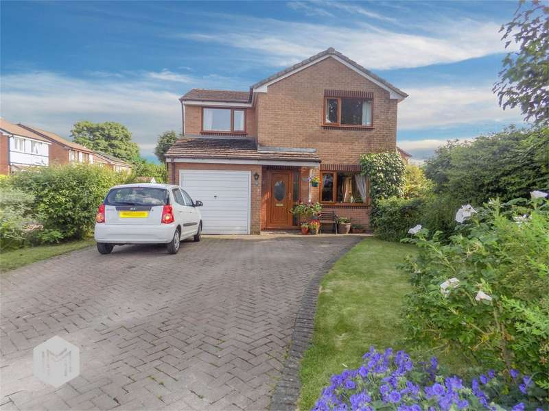 4 Bedrooms Detached House for sale in Village Croft, Euxton, Chorley, Lancashire