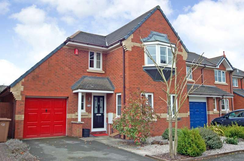4 Bedrooms Detached House for rent in Exeter, Devon