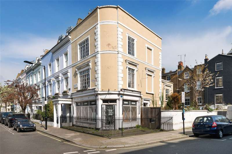 End Of Terrace House for sale in Courtnell Street, London, W2