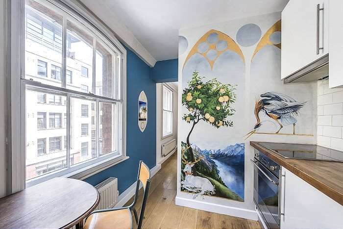 1 Bedroom House for sale in The Cloisters, 145 Commercial Street, London, E1