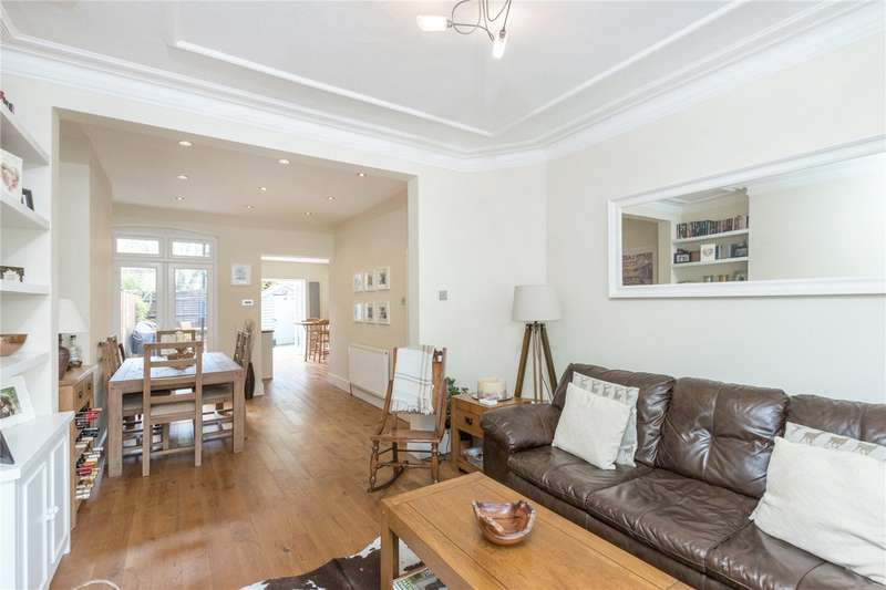 4 Bedrooms Terraced House for sale in Rectory Lane, Tooting, London, SW17