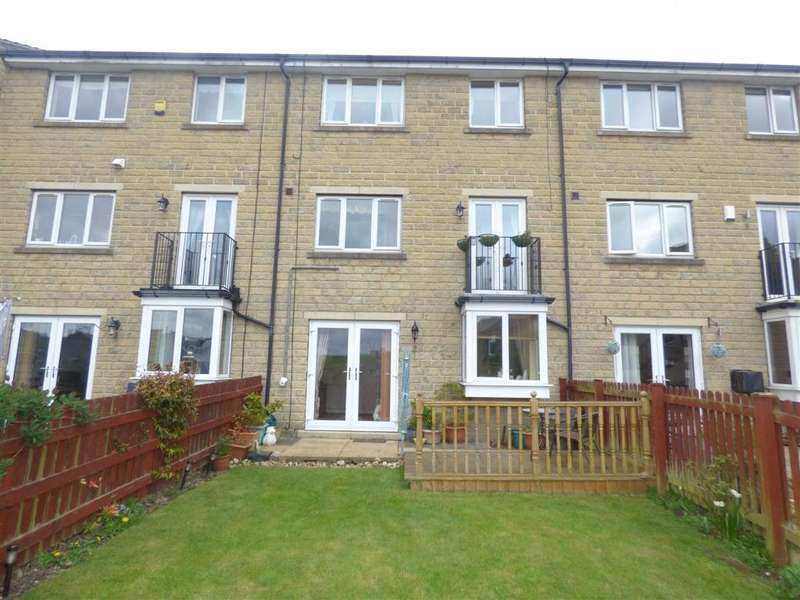 3 Bedrooms Terraced House for sale in Doctors Row, Causeway Crescent, Linthwaite, Huddersfield, HD7