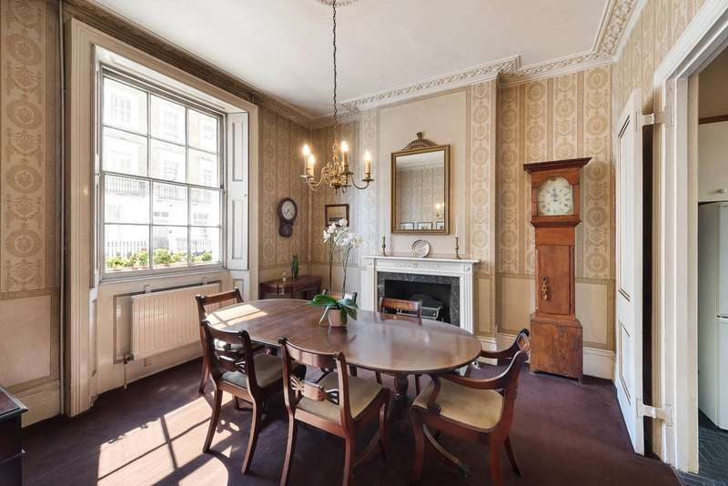 4 Bedrooms Terraced House for sale in Warwick Way, London, SW1V