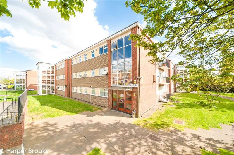 2 Bedrooms Apartment Flat for sale in Bilsby Lodge, Chalklands, Wembley, HA9
