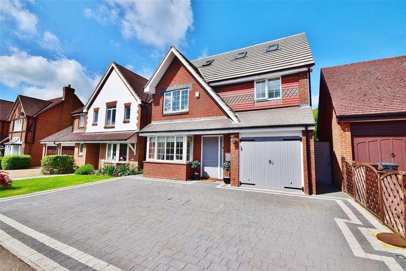 5 Bedrooms Detached House for sale in Bishop's Stortford
