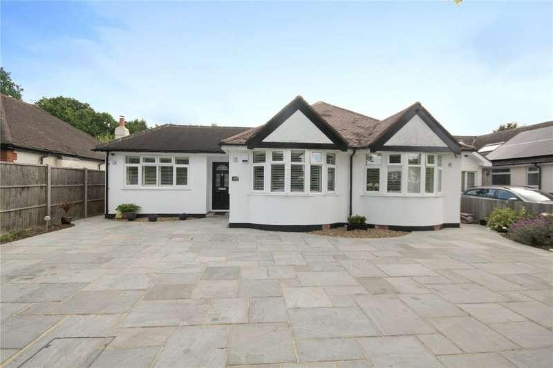 4 Bedrooms Detached Bungalow for sale in Green Lane, Chertsey, Surrey, KT16