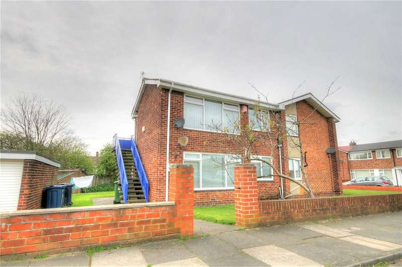 1 Bedroom Flat for sale in Knaresdale, Birtley, County Durham, DH3