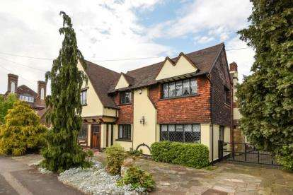 4 Bedrooms Detached House for sale in Woodside Road, Woodford Green, Essex