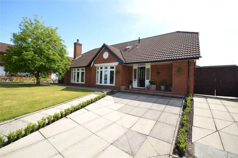 3 Bedrooms Detached Bungalow for sale in Westward View, Aigburth, Liverpool, L17