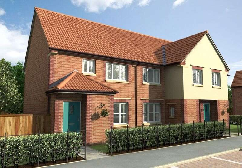 3 Bedrooms House for sale in Winding Way, Westpark Garden Village, Darlington, DL2