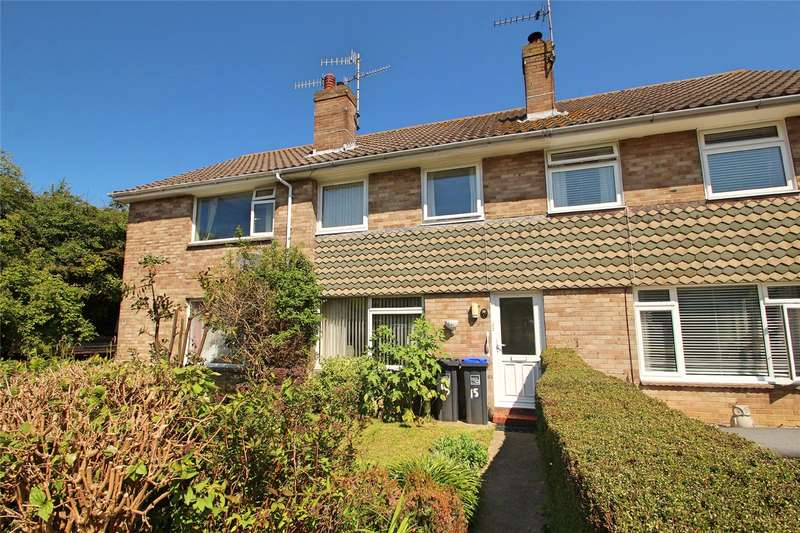 3 Bedrooms Terraced House for sale in Somerset Close, Tarring, Worthing, BN13