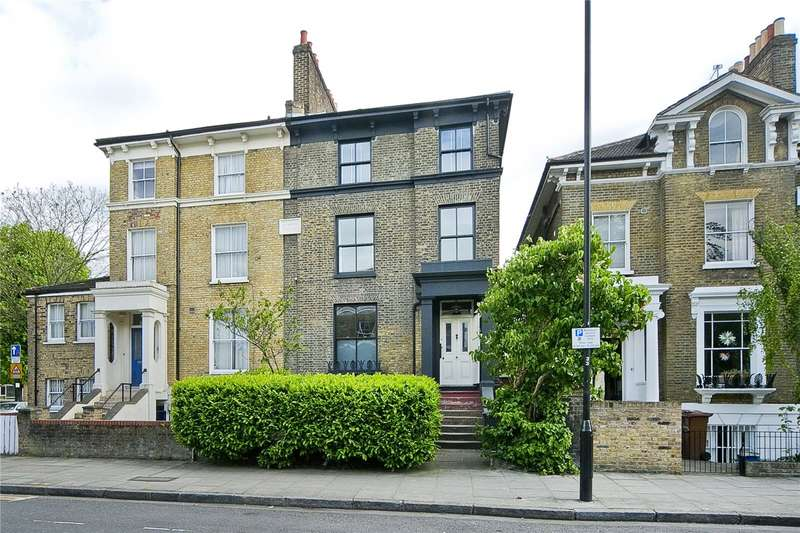 6 Bedrooms Semi Detached House for sale in Richmond Road, Hackney, E8