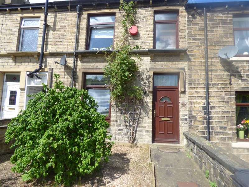 3 Bedrooms Terraced House for sale in Taylor Hill Road, Huddersfield, West Yorkshire, HD4