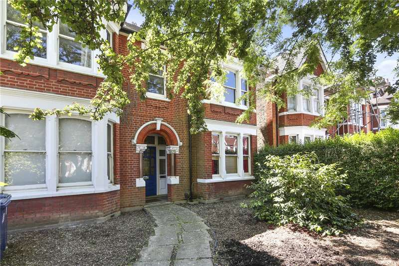 3 Bedrooms Flat for sale in Creffield Road, London, W5