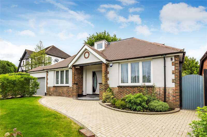 5 Bedrooms Detached House for sale in Purley Bury Close, Purley, CR8