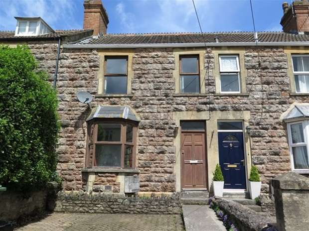 3 Bedrooms Terraced House for sale in Burcott Road