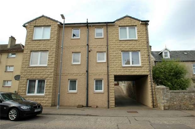 2 Bedrooms Flat for sale in Flat 4, Clifton Terrace, 52a Clifton Road, Lossiemouth, Moray