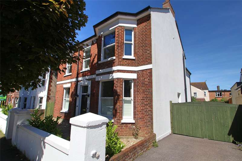 4 Bedrooms Detached House for sale in Upper High Street, Worthing, West Sussex, BN11